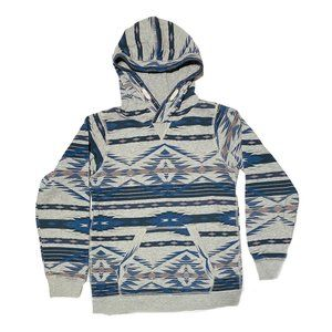 H&M Ethnic Patterned Hoodie